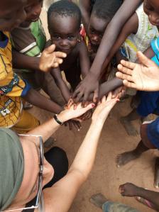 meditatie met vrije bijdrage voor Lifeschool Ghana, Chakanaherb Marke
