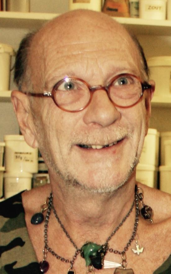 Philippe Gerard is de ontdekker van de emoconie, een nieuwe kruidentherapie die planten linkt aan emoties
