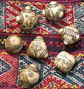 Chumpi stones voor chakra healing, chakanaherb Marke