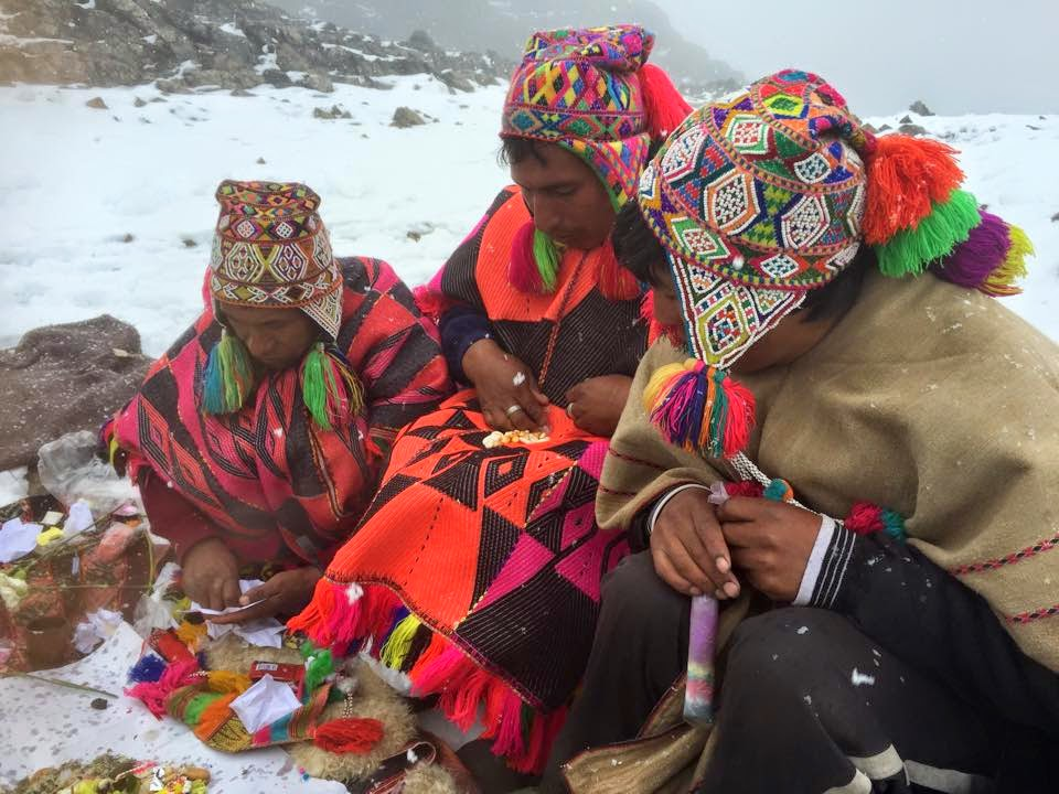 healing naar de traditie van de Q'eros uit de Andes, chakanaherb Marke